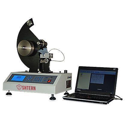 Прибор для измерения прочности на раздирание SA140BT_Elmendorf_Tear_tester_Digital
