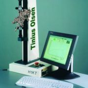 разрывные машины H1-5KT_S Universal Testing Machines Single Column